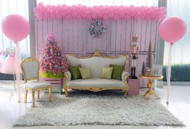 muebles para quinceañero tema el cascanueses