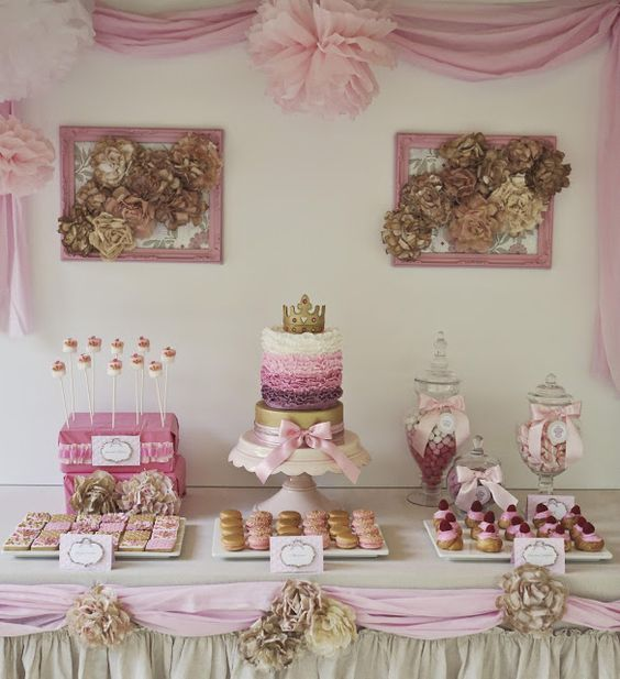 ideas quinceanero color de rosa