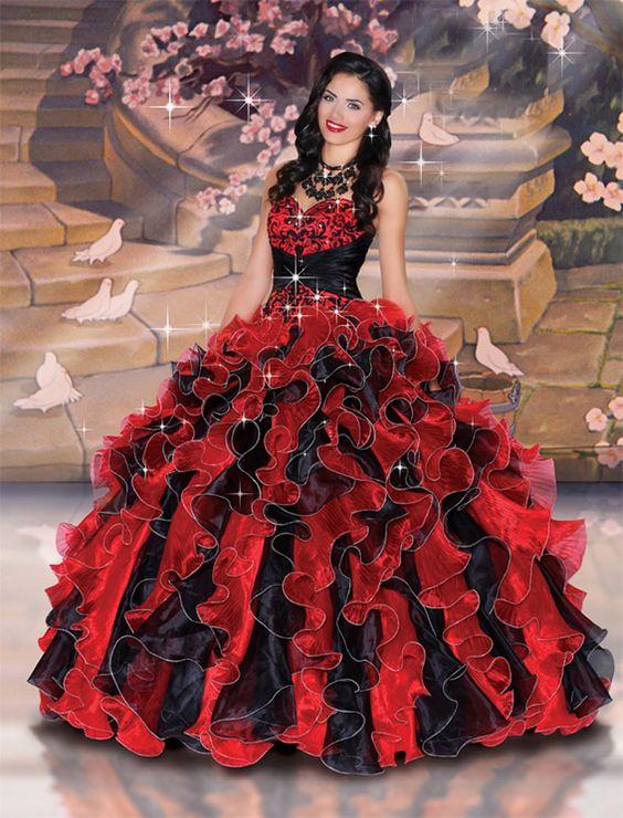 quinceanero tema flamenco o espana