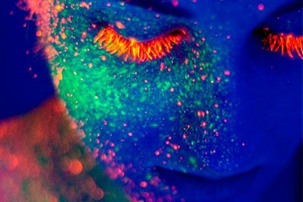 Decoración Glow in the Dark