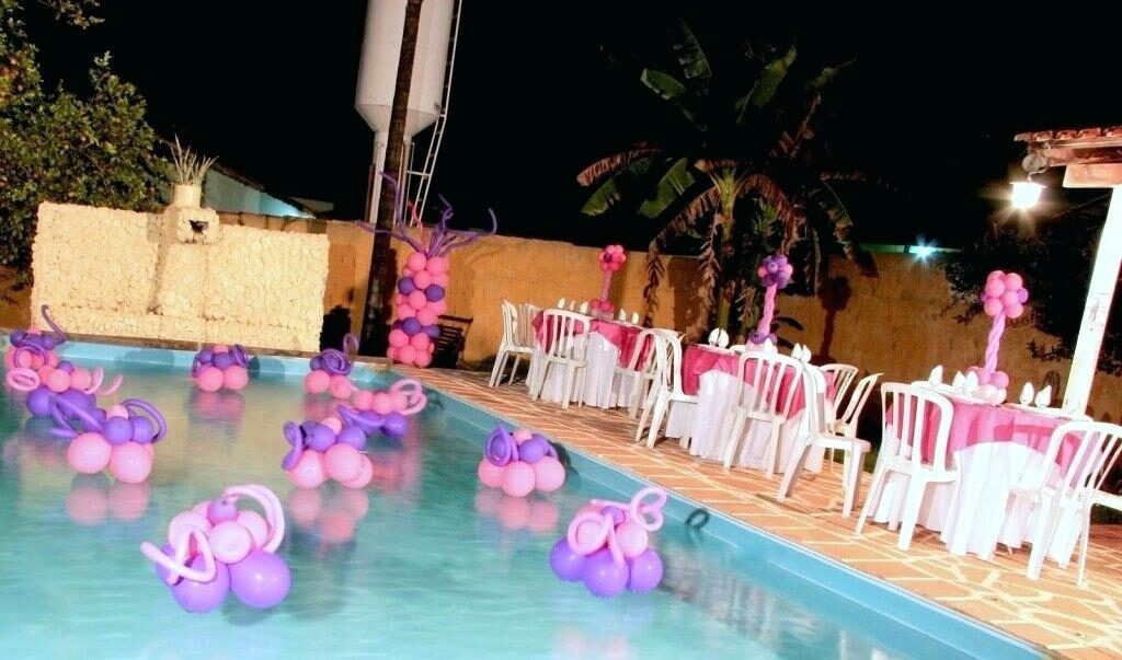 Pool Party Night