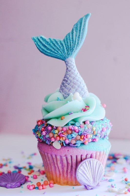 cupcakes Sirena
