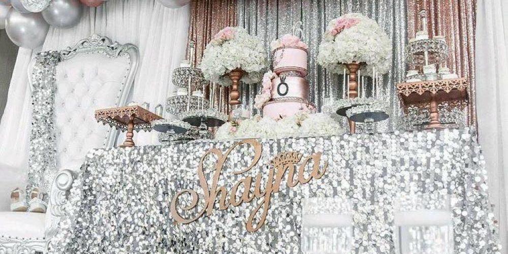 Globos y más globos para decorar tu quinceañero