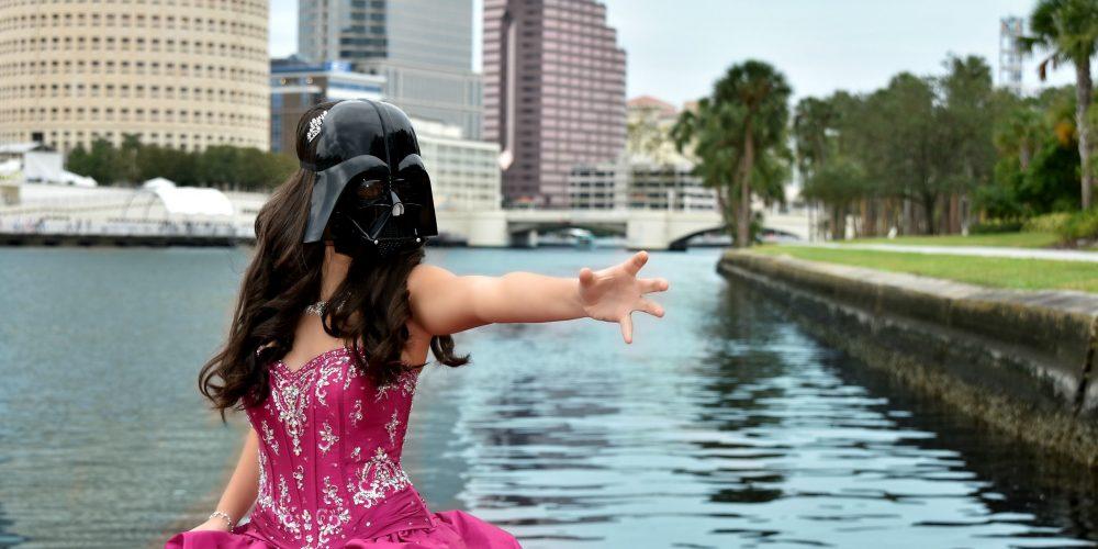 Una fiesta temática de Star Wars para tus 15