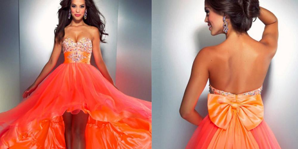 Vestidos color Neon para Quinceañeras