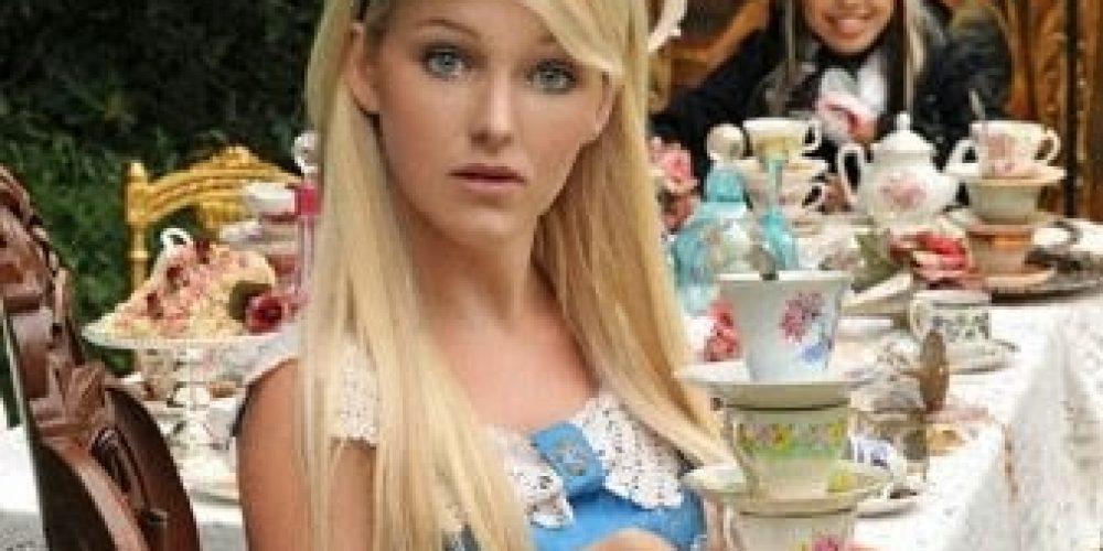Quinceañero Temático Alice in Wonderland