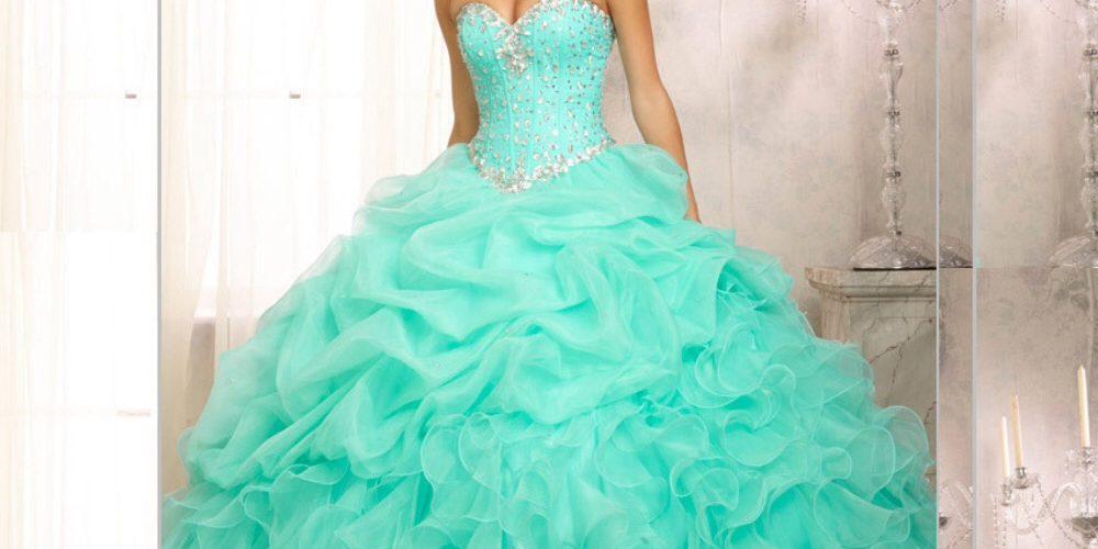 Cómo escoger el vestido de Quinceañera