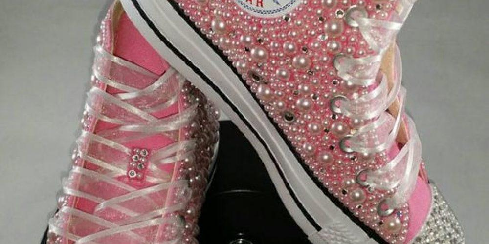 Ideas de zapatos para quinceañeras