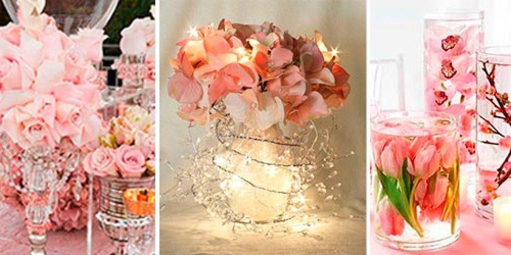 Cómo decorar un Quinceañero Rosa Cuarzo