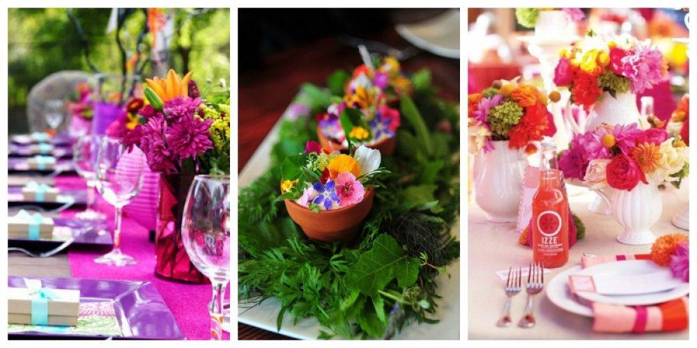 Fiesta en Primavera: Tus 15 rodeada de Flores